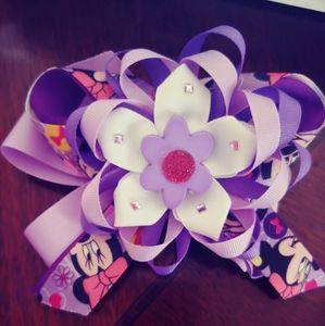 Beautiful bow for little princess!